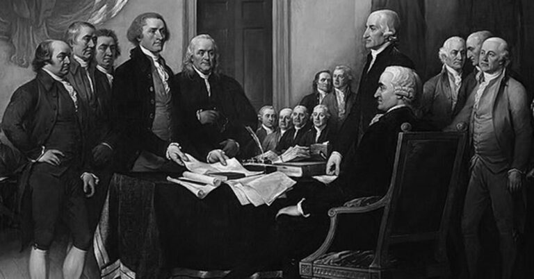 Ruin Your Date with These 8 Weird Founding Father Facts