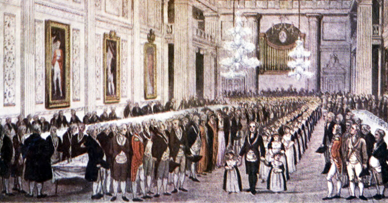 Why Were Founders of The United States Freemasons?