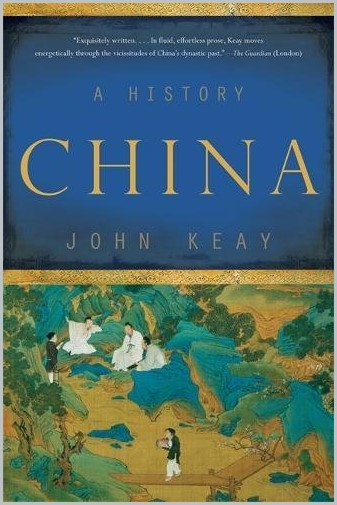 book cover of China - A History by John Keay