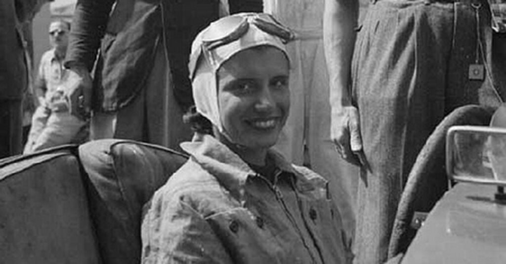Maria Teresa de Filippis, the First Woman to Compete in Formula 1 Grand Prix