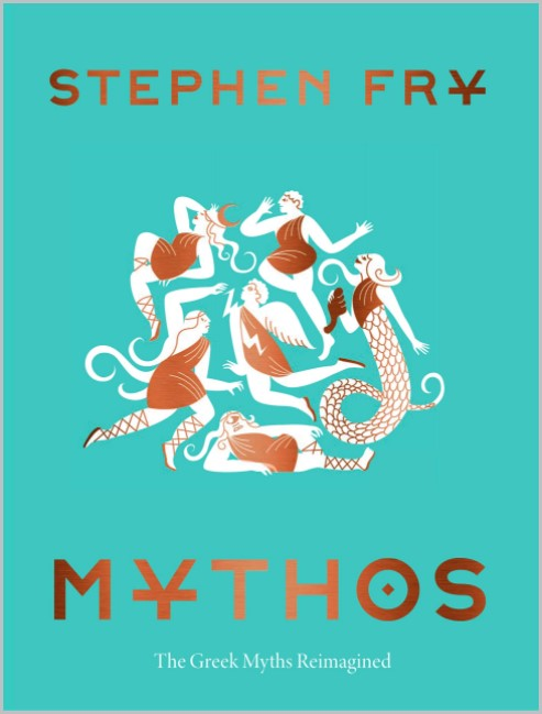 book cover of Mythos by Stephen Fry