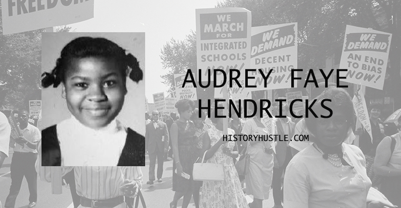 Civil Rights Movement's Youngest Marcher, Audrey Faye Hendricks