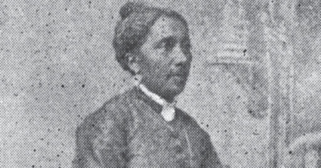100 Years Before Rosa Parks, There was Elizabeth Jennings Graham